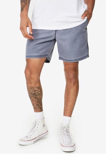 Cotton On navy Kahuna Shorts A6D8FAA28726B0GS_1