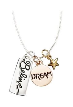 Dream Believe Necklace