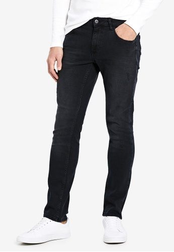 LC Waikiki black 750 Slim Fit Jeans B47AEAA7C17BD1GS_1