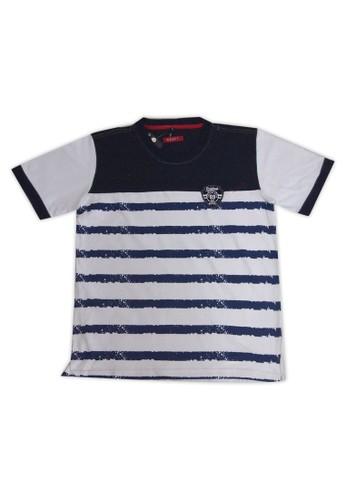 Woffi navy Original 89 T-Shirt Woffi C2177KA273AD28GS_1