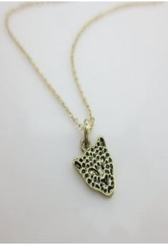 Dainty Leopard Necklace