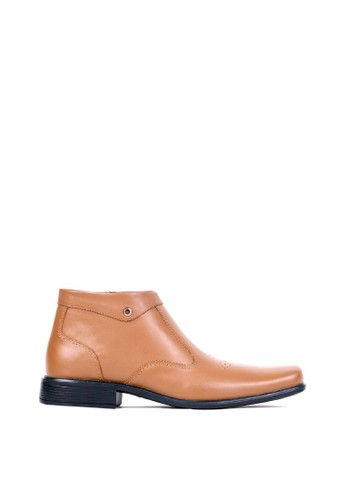 Tony Perotti brown Tony Perotti Boots Esteban - Brown 9CDB5SH67CECFEGS_1
