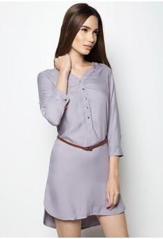 Regular Fit Plain Dress