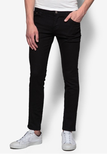 threads by the produce black Skinny Denim Jeans TH875AA37EKWSG_1