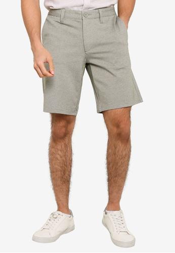 Only & Sons green Mark Chino Shorts E27ECAA4BB7314GS_1