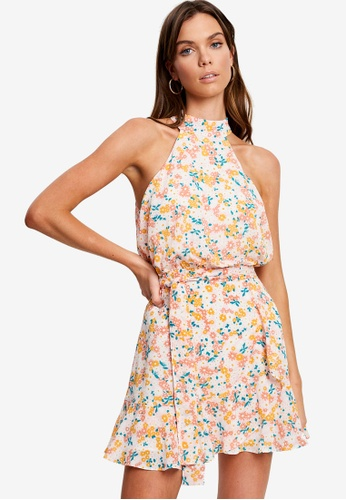 Tussah multi Hamptons Dress D451DAAC30D6B6GS_1