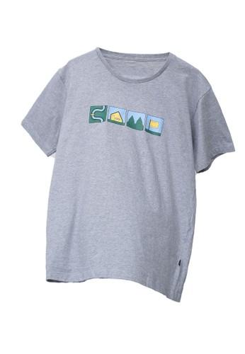 Oxford Society grey Oxford Society x Bobobox Adventure Globetrotter T-Shirt F1CEBAA48528DFGS_1