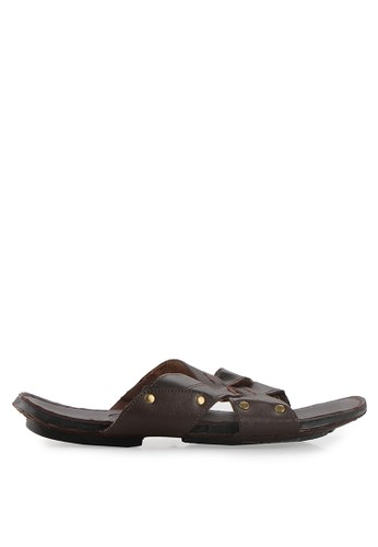 MARC & STUART Shoes brown Huga 2 MA456SH36FKHID_1