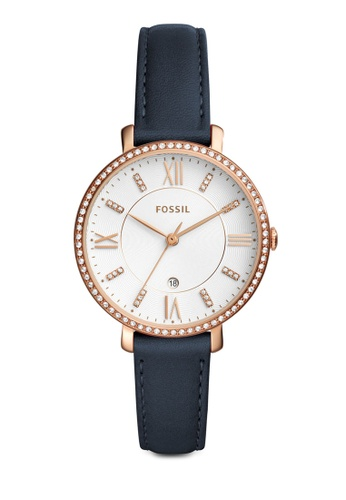 Fossil blue Fossil Jacqueline Blue Watch ES4291 FO164AC0SM4PMY_1
