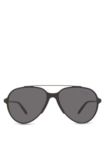 Carrera black Carrera 118/S Sunglasses CA432GL07HRCMY_1