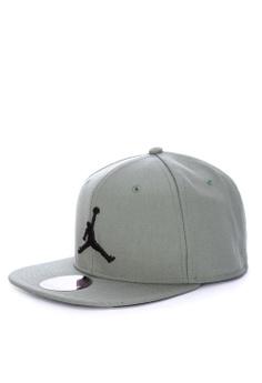 232ba017b13 Nike green Jordan Pro Jumpman Snapback Cap EC7A0ACA65C3E3GS 1