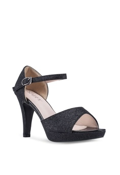 83b896edcfe Spiffy Open Toe Heels RM 79.90. Available in several sizes