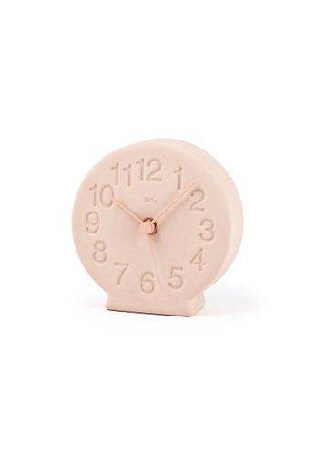 Living DNA Keisoudo Table Clock Pink 72ABAHLEF935E0GS_1