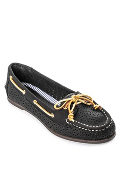 Audrey Perfed Boat Shoes