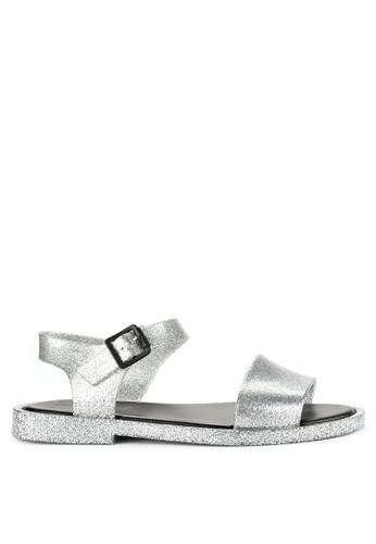 Melissa silver Mar Sandal Ad 6EE5CSHEC66077GS_1
