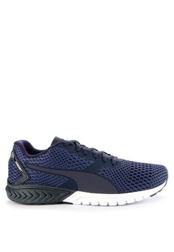 Puma navy Ignite Dual New Core Shoes B7F14SH4747E05GS_1