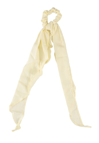 Rubi yellow New York Convertible Scrunchie CDE32AC1F54BACGS_1