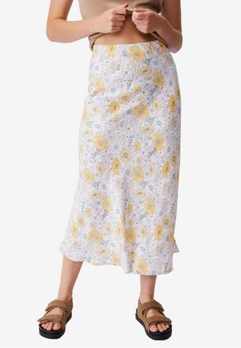 Cotton On multi All Day Slip Skirt D2C0EAA394FE56GS_1