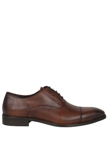 Tomaz brown Tomaz HF001 Lace Up Formal (Coffee) 8FEFESHBCABC3CGS_1