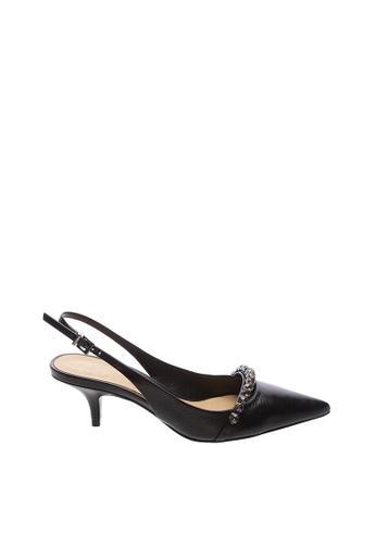 SCHUTZ 黑色 SCHUTZ 后空中跟鞋 - JOLIE (黑色) A6833SHBD07267GS_1