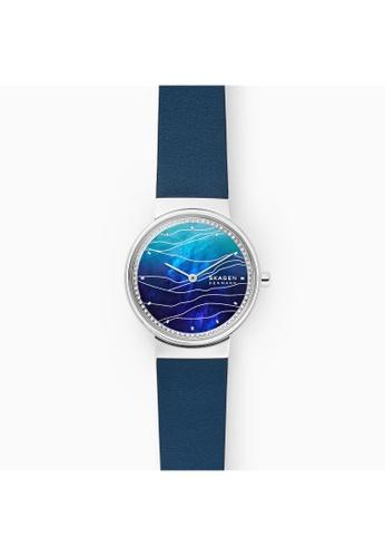 Skagen blue Annelie Watch SKW2903 D862DAC8E9C7FBGS_1