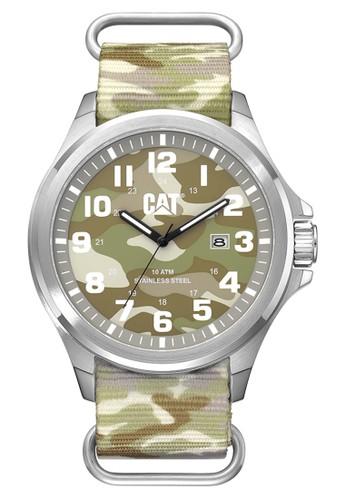 Caterpillar multi Casual Men's Watches CAT PU.141.60.010 8A471AC7434585GS_1