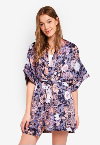 Cotton On Body multi Kimono Gown 315E0AA8DE4A71GS_1