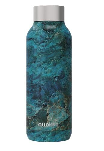 QUOKKA QUOKKA STAINLESS STEEL BOTTLE SOLID BLUE ROCK 510 ML 6B3B1AC6E03CD4GS_1