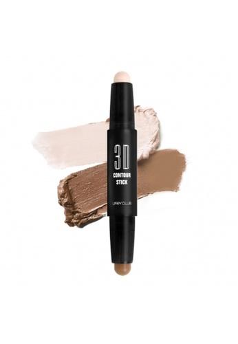 UNNY brown Unny 3D Contour Stick 7F1BDBE05E9E94GS_1