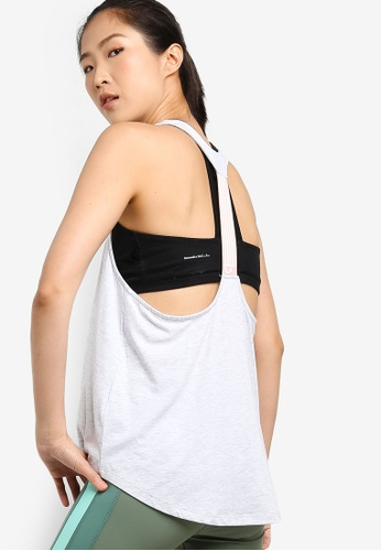 Cotton On Body grey T Bar Back Tank Top 40E67AAFF7F3E5GS_1
