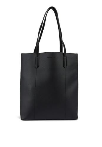 Forever New black Josie Tote Bag 7BD68AC3148CD6GS_1