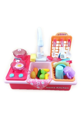 figoltoys multi Kitcchen Little Play Sink A57BCTH501946DGS_1
