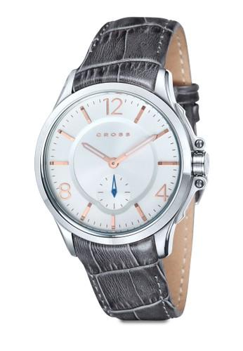 仿皮紋圓框手錶, 錶類, esprit台灣網頁錶類