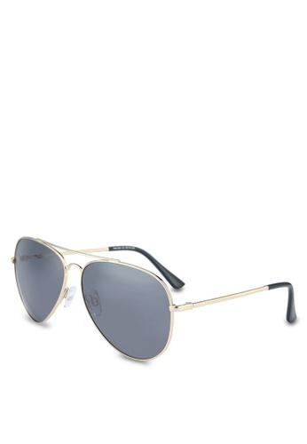 Privé Revaux 金色 The Cali Sunglasses 70B4FGLECB5964GS_1