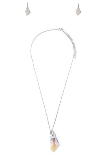 Dolphin 寶石吊飾首esprit台灣outlet飾組合, 飾品配件, 項鍊