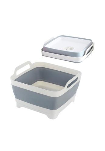 HOUZE HOUZE - Collapsible Kitchen Basin With Handle 2B0D2HLD667AAFGS_1