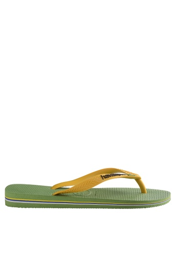 Havaianas green BRASIL LOGO EEC35SH6479F24GS_1
