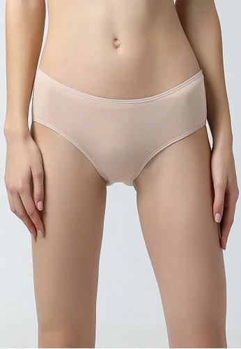 Tani beige Tani Silktouch Women's MicroModal® AIR Panty 5984 B1C22US38F0A57GS_1