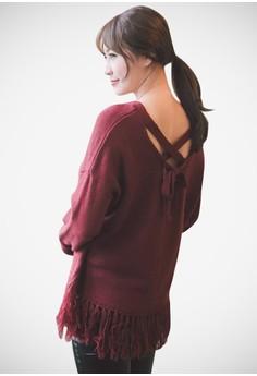 Boho Femme Knit Sweater
