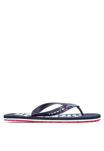 Tommy Hilfiger black Sporty Beach Sandal F27DESH185C36EGS_1