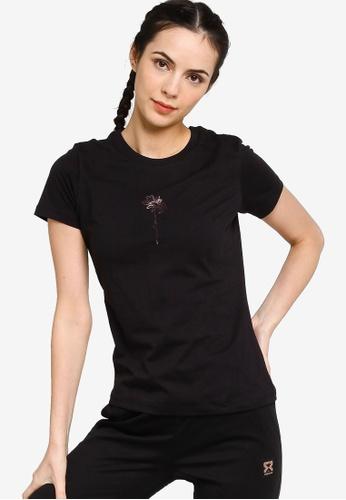 361° black Sports Life Short Sleeve T-shirt B2BD2AA25782DDGS_1