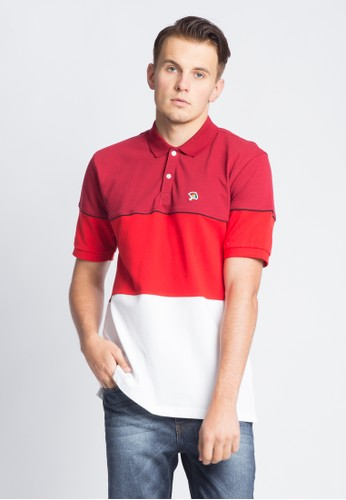 Arnold Palmer red ARNOLD PALMER COLOR POLO B5CEDAA75C9191GS_1