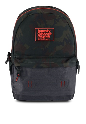 Superdry multi Camo Inter Montana Backpack C7B77AC2B7C26AGS_1