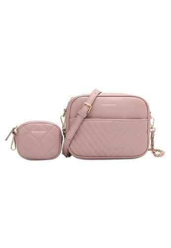 Bethany Roma pink Bethany Roma Sling Bag - Pink B63B4AC52373C9GS_1