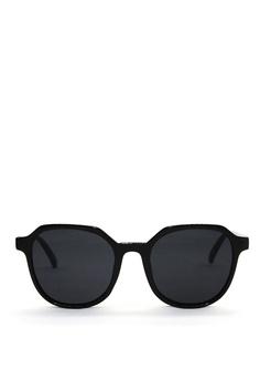 b9d6b0fa4c33d Kaca-kaca black Kaca Kaca Sophia Black Sunglasses 5A993GLC419A5BGS 1