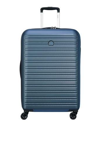 Delsey blue Segur 2.0 Luggage 3B760ACB60D92FGS_1