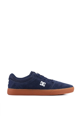 DC Shoes navy Crisis Shoes 944E9SH13E3F55GS_1
