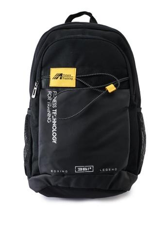 361° black Cross Training Backpack 30037AC3B19D25GS_1