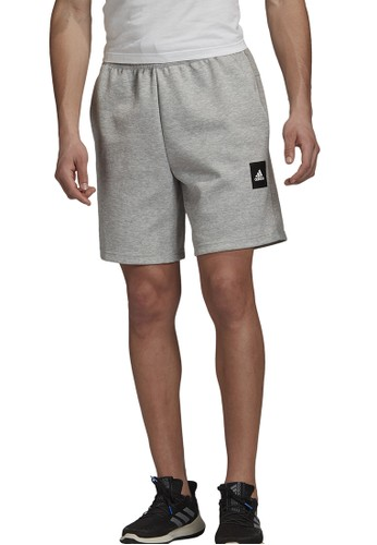 ADIDAS grey must have stadium shorts 91FE8AA2C4DC4DGS_1