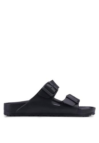 Birkenstock black Arizona EVA Sandals AF72DSHF448DE0GS_1